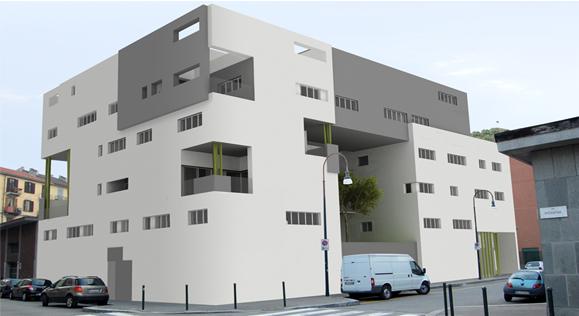Marina gariboldi architetto for Piani di costruzione dell edificio